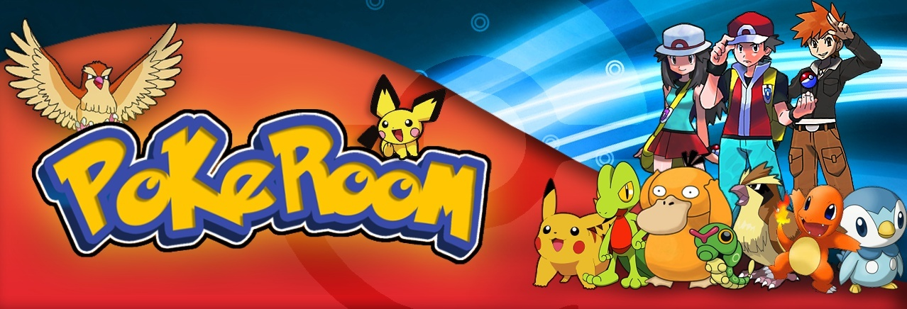 .::Bienvenidos a PokeRoom::.
