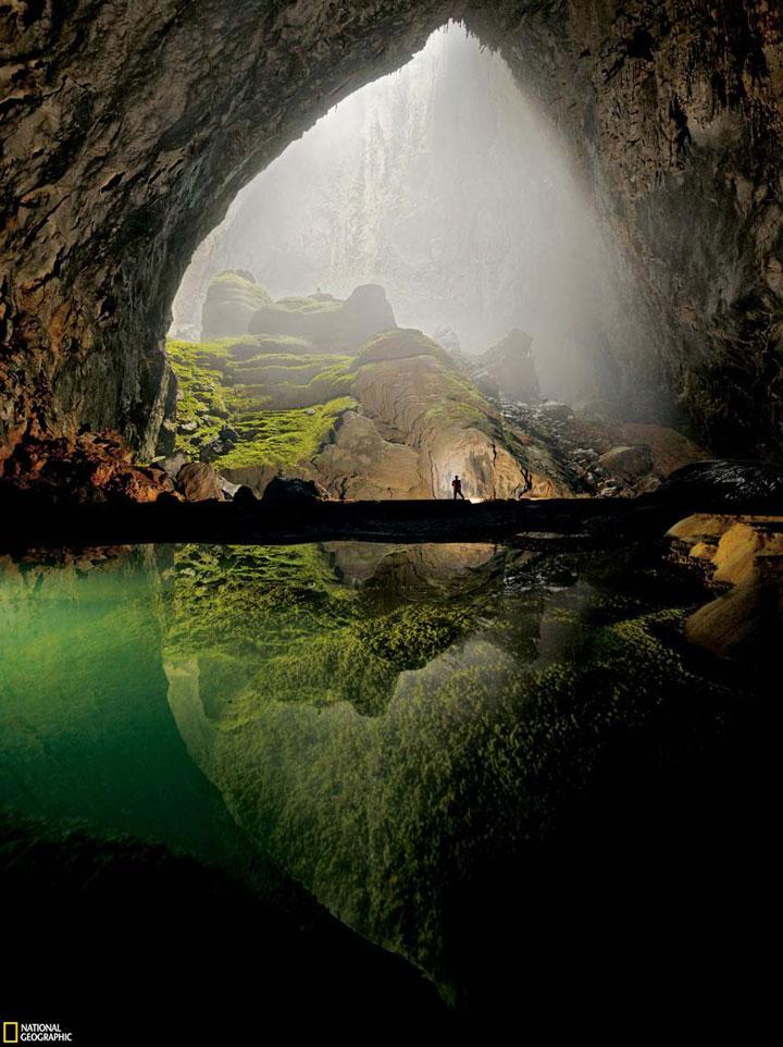 La grotte de Hang Son Doong Plonge11