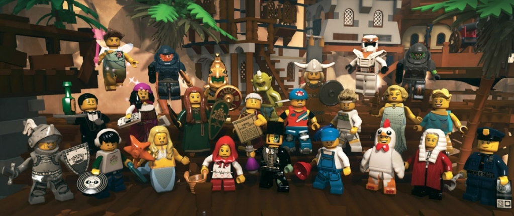 Lego Minifigures Online Forums