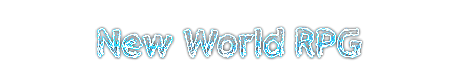 New World RPG Official Forum