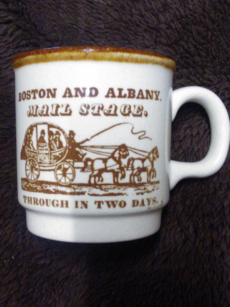 BOSTON AND ALBANY MAIL STAGE MUG Wp_00020