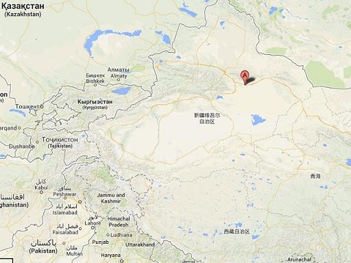 Gaochang - Chine - Asie Centrale Sans_t11