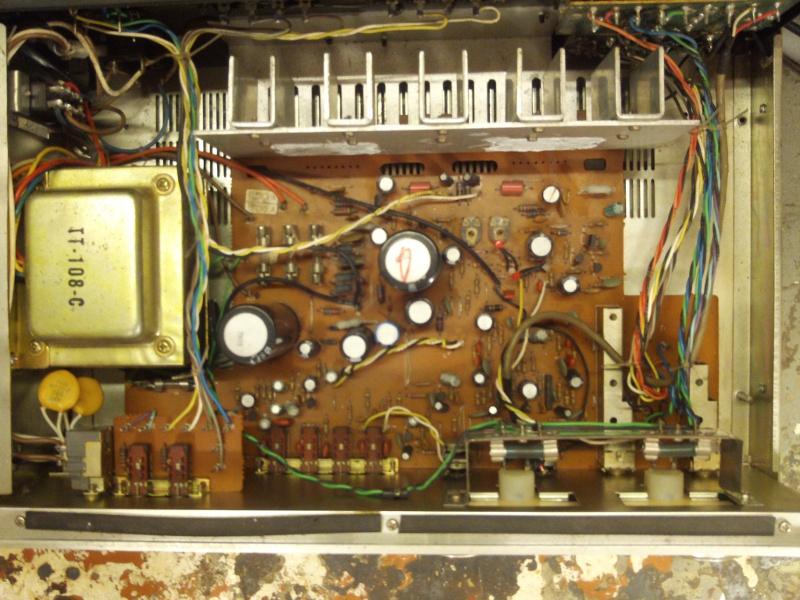 Amplificadores Sanyo 1976 Rotel_13