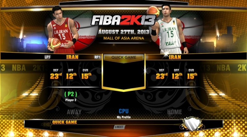 FIBA 2K13 ADD ONS TEAM WITH LATEST ROSTER Nba2k110