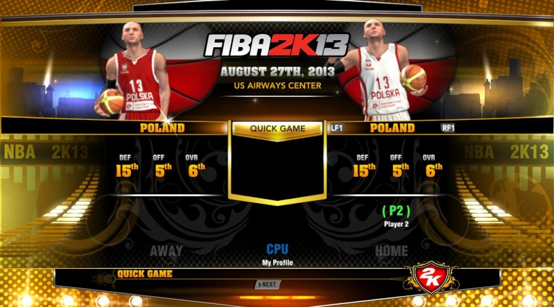 FIBA 2K13 ADD ONS TEAM WITH LATEST ROSTER Nba2k116