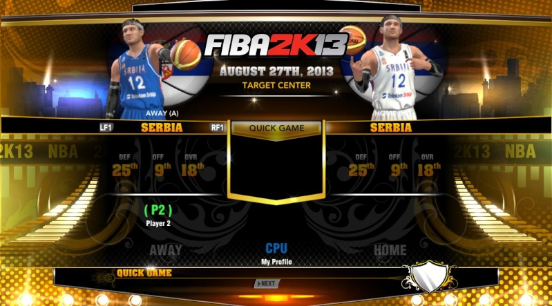FIBA 2K13 ADD ONS TEAM WITH LATEST ROSTER Nba2k118