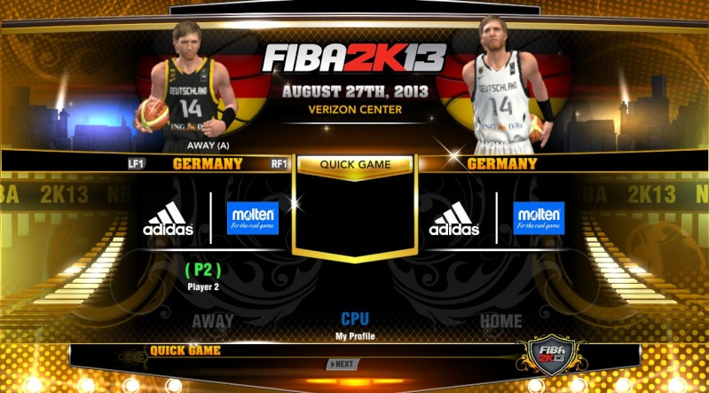 FIBA 2K13 ADD ONS TEAM WITH LATEST ROSTER Nba2k122