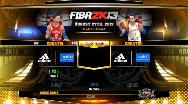 FIBA 2K13 ADD ONS TEAM WITH LATEST ROSTER Nba2k123