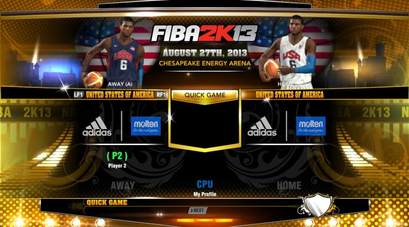 FIBA 2K13 ADD ONS TEAM WITH LATEST ROSTER Nba2k126