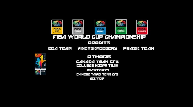 FIBA 2K13 ADD ONS TEAM WITH LATEST ROSTER Nba2k130