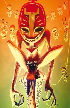 La Légende des Masques Zobals. Sadida11