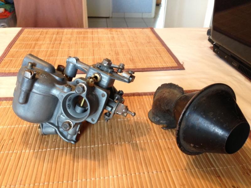 vends ou echange carburateur solex 30 GHF Img_1421