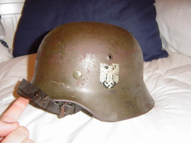 M35 Heer (complet) - 1 insigne Dsc04815