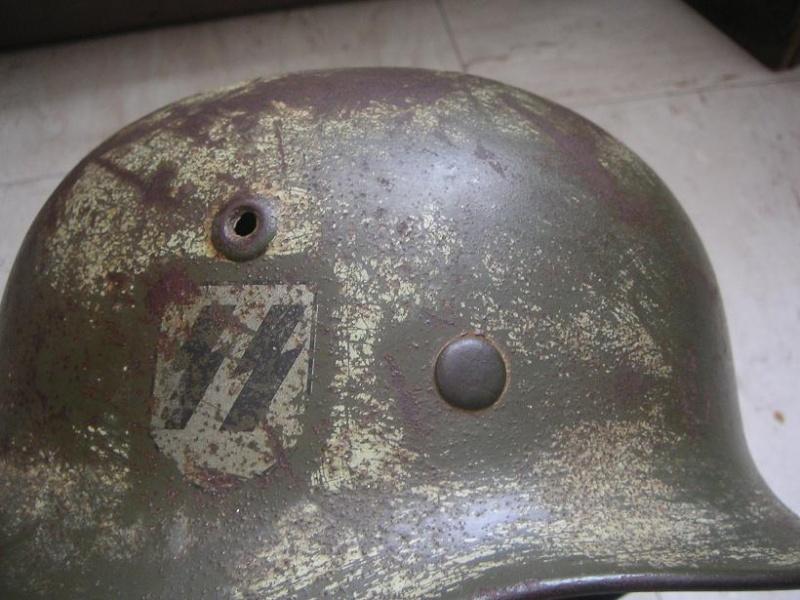 M42 Polizeï (complet) - 2 insignes E10