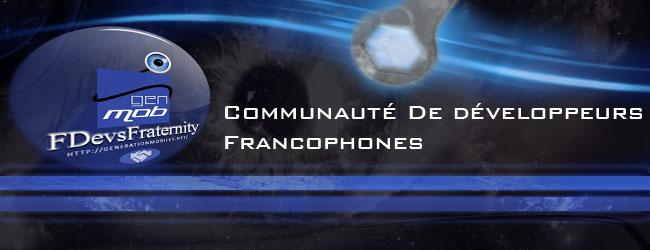 [SONDAGE] Bannière FDevsFraternity basée sur Logo Bannia13
