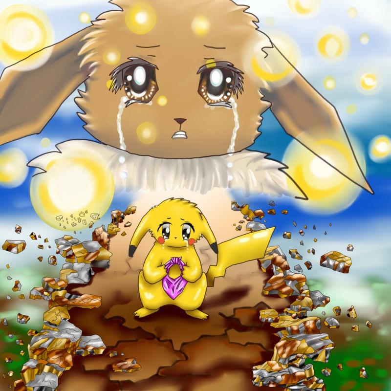 Mes couplings pokemon préférés? pokemonxpokemon!!! Pikach13