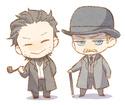 """[Sherlock] """"Vous venez de recevoir un nouveau message."""" Tumblr17"""