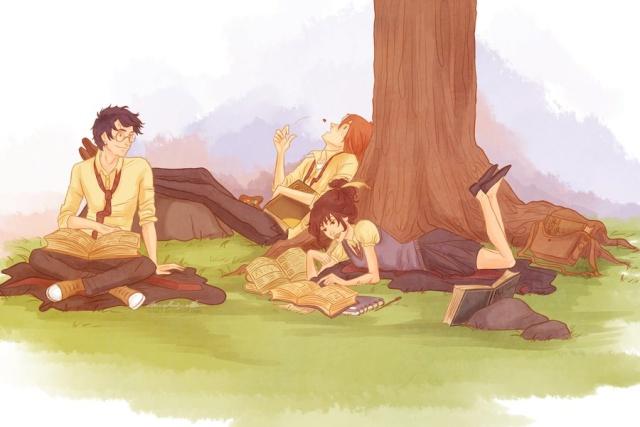 [livres/films/cie] Harry Potter - Page 2 Prepar10