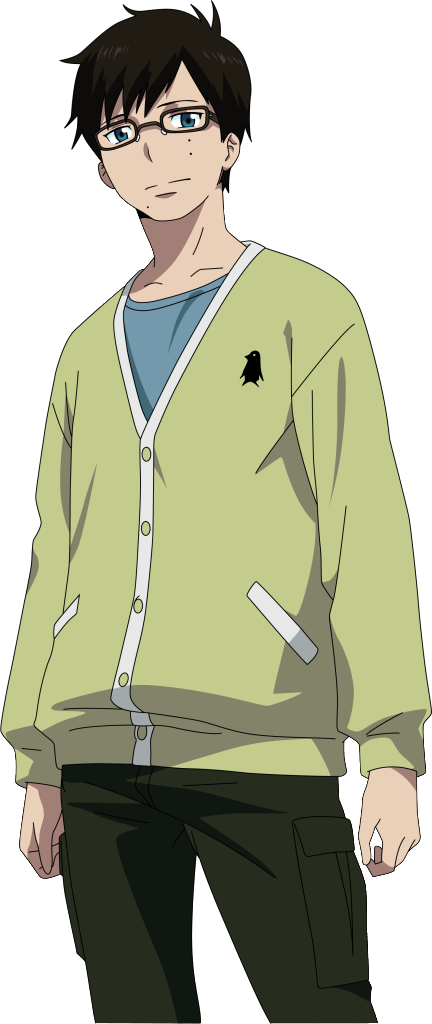 TOP 10 : Personnages masculins - Page 2 Yukio-10