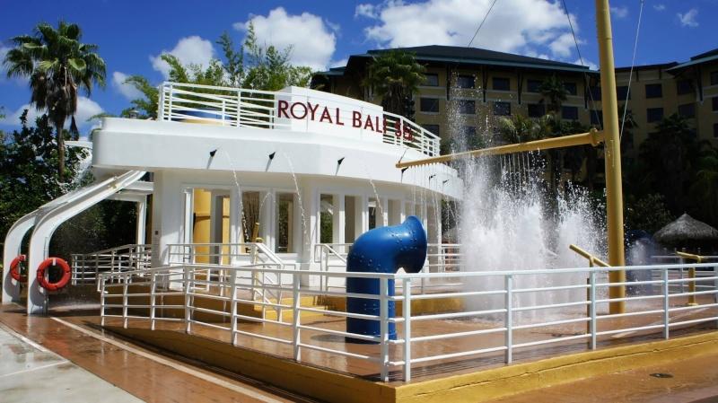 [TR] 3 semaines août 2013 en famille Universal-Disney cruise-WDW-Discovery Cove-Bush Garden-Seaworld Oi-loe10