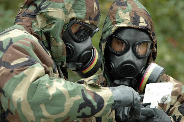 L'utilisation d'armes chimiques ne nécéssite pas de technologie speciale Mimoun17