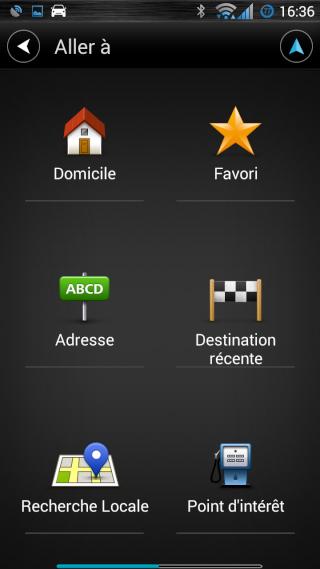 TomTom navigation Screen14