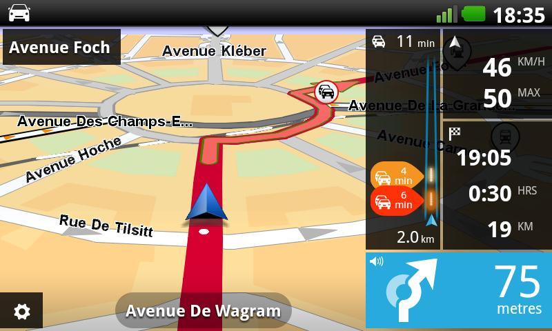 TomTom navigation Unname13
