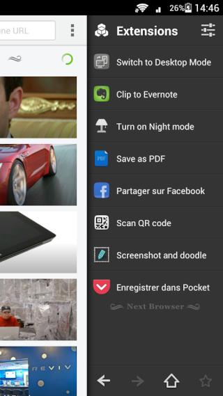[DIVERS] [N7100] Next Navigateur pour Android Unname13