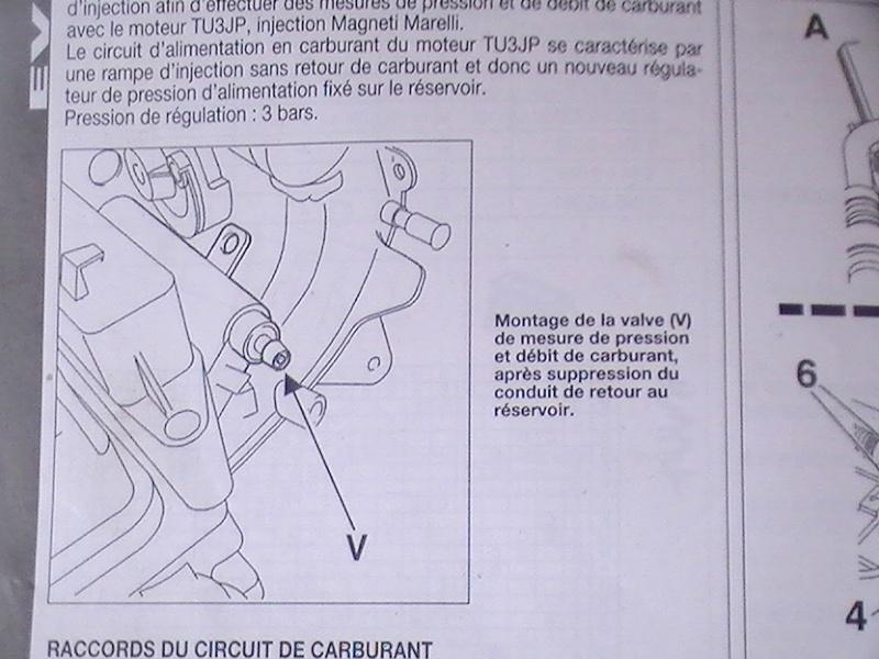 [ Peugeot 306 1.6 essence an 1998 ] Probleme modification retour essence Pic_3120