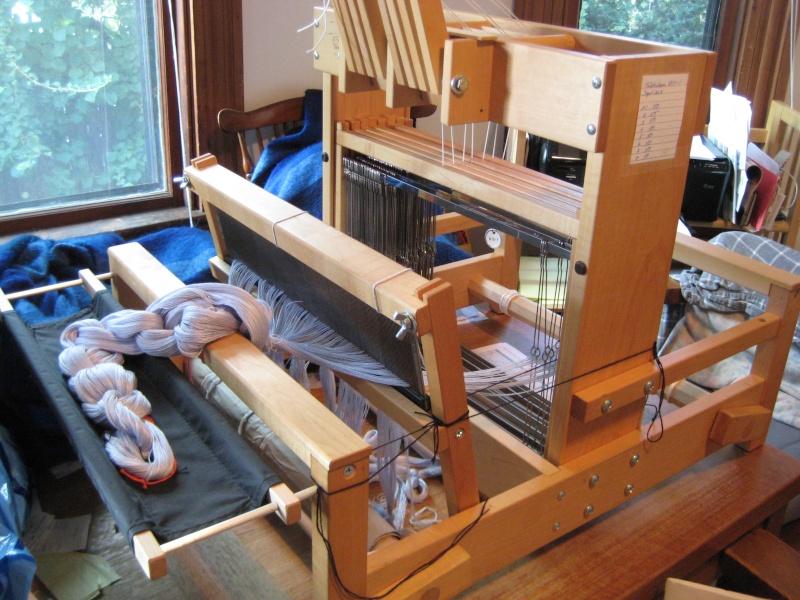 Weaving, Loom(s) 110