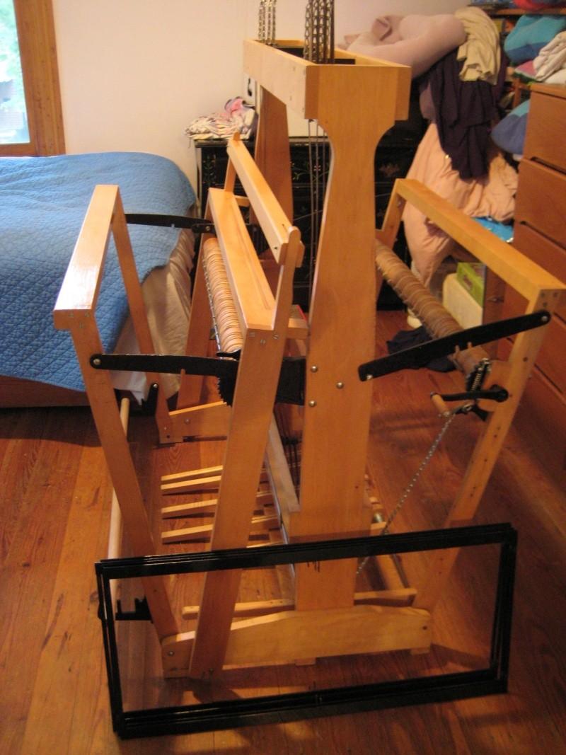 Weaving, Loom(s) 410