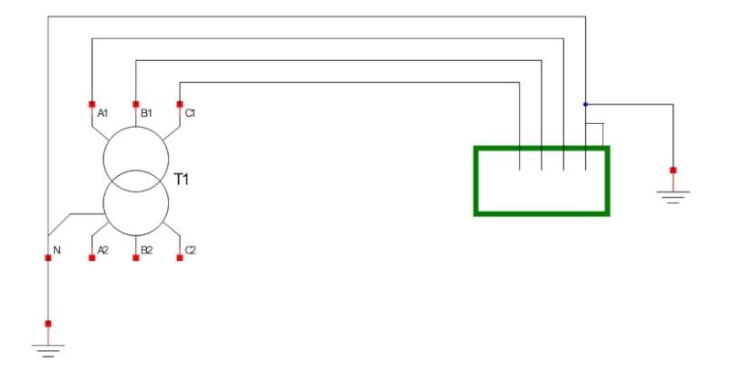Problème mise à la terre coté transformateur et coté charge Mise_a11