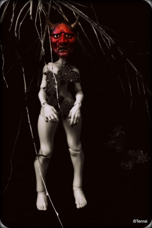 [Haunted] (Napalmdoll Hush) Aizome (p28) - Page 28 Img_5714
