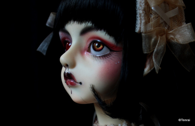 [Haunted] (Elfdoll Vivien) To recall the Love I knew (p35) Img_6324