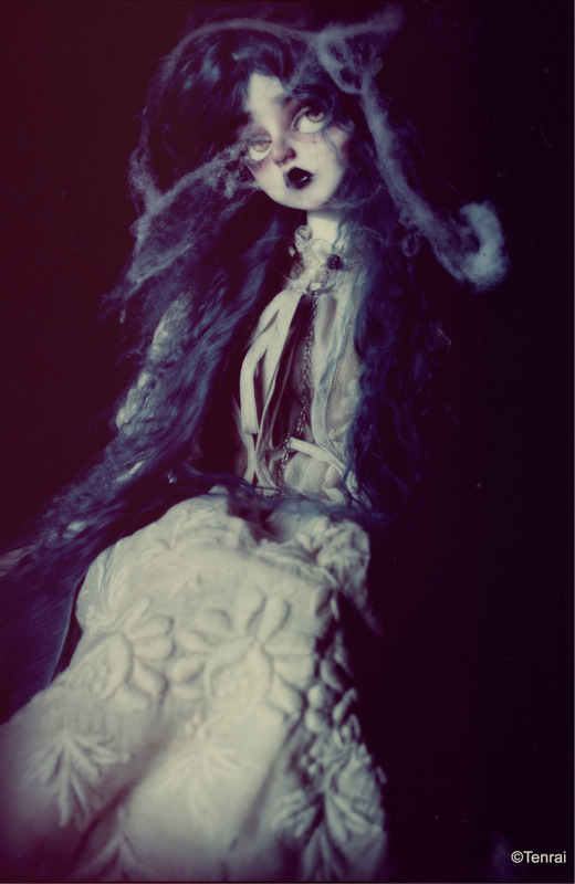 [Haunted] (Lusion Dahlia) Ake ni Somaru (p25) - Page 24 Isaure14