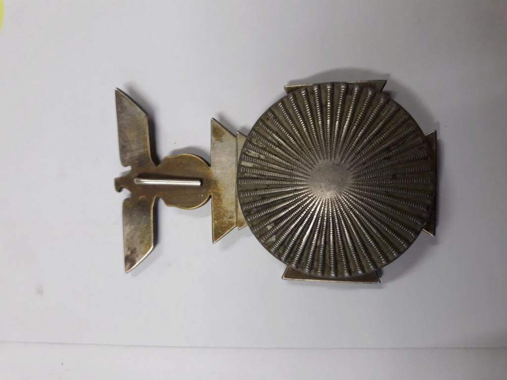 croix de fer ww1 avec rappel 1939 et badge blésse ww1 à authentifier et estimer 20191160
