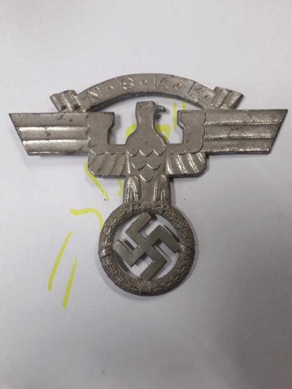 Aigle allemand pour drapeau et aigle NSKK 20191171