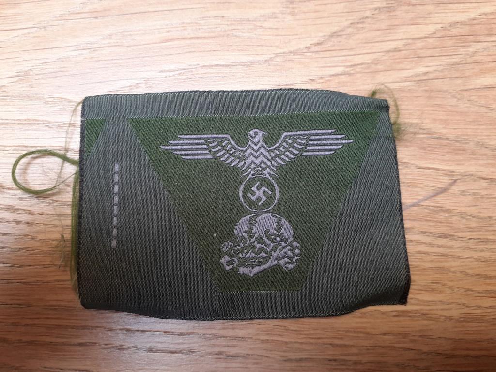 Lot insignes et médaille à authentifier/ identifier (all, fr) 20200697