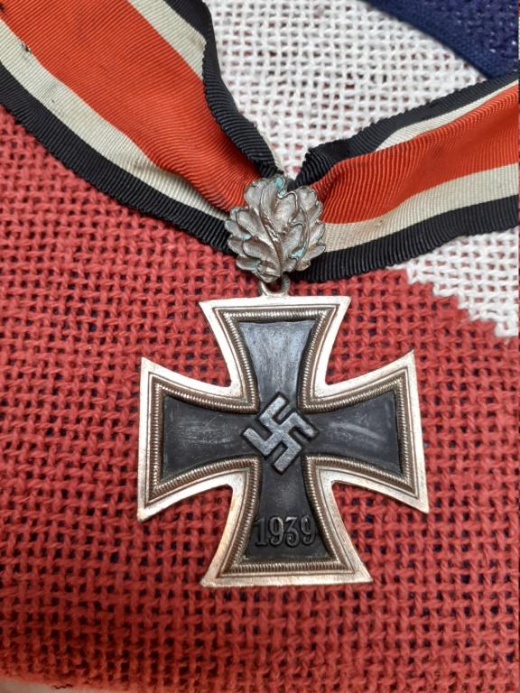 chevalier de la  Croix de fer/ DK in gold 20200810