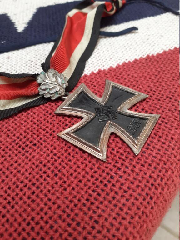chevalier de la  Croix de fer/ DK in gold 20200811