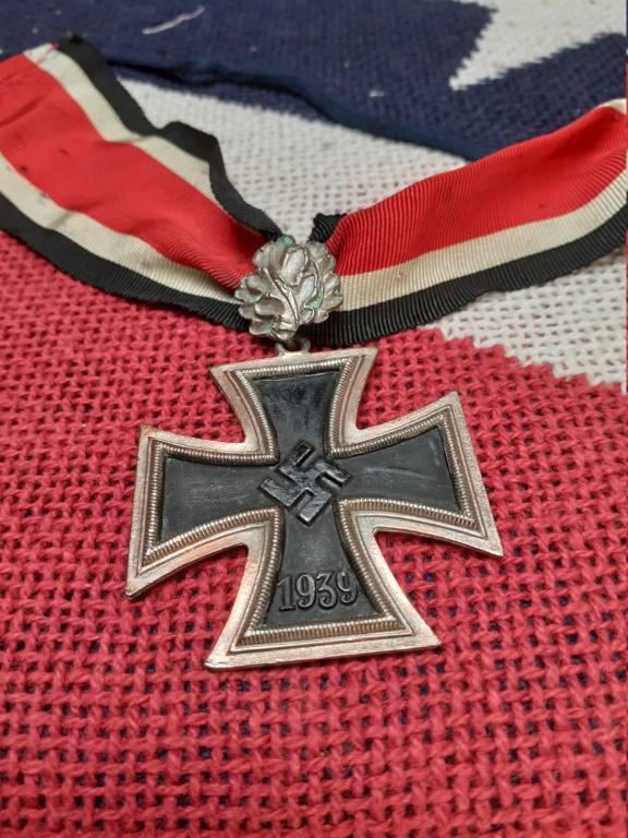 chevalier de la  Croix de fer/ DK in gold 20200812