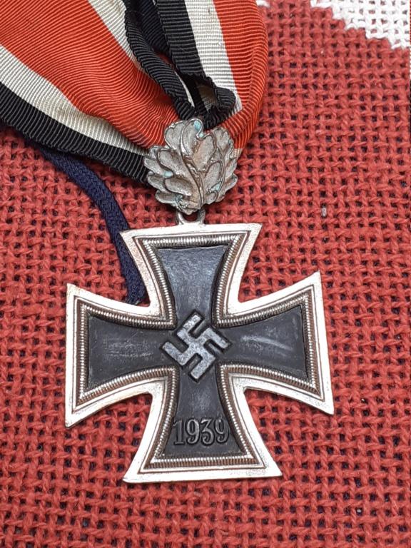 chevalier de la  Croix de fer/ DK in gold 20200821