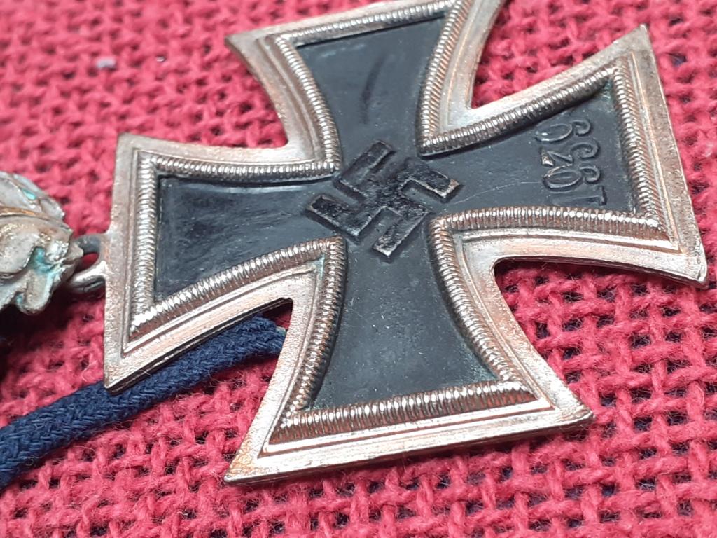 chevalier de la  Croix de fer/ DK in gold 20200822