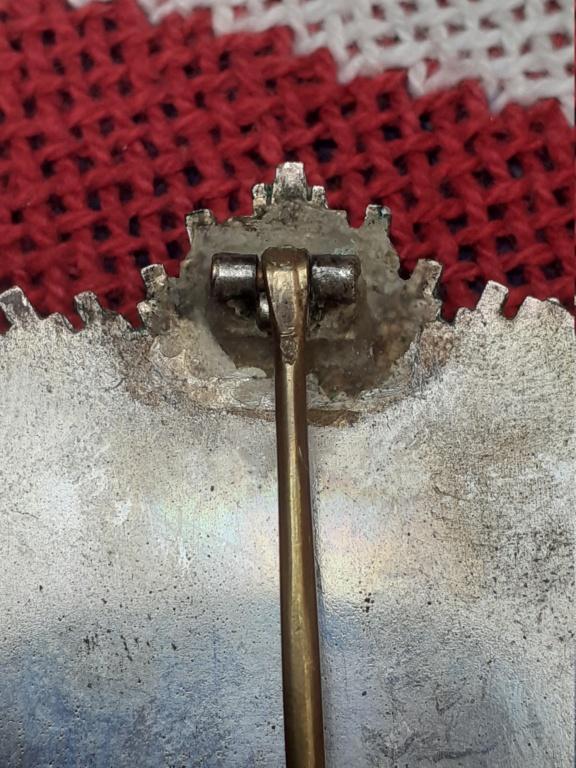 chevalier de la  Croix de fer/ DK in gold 20200827