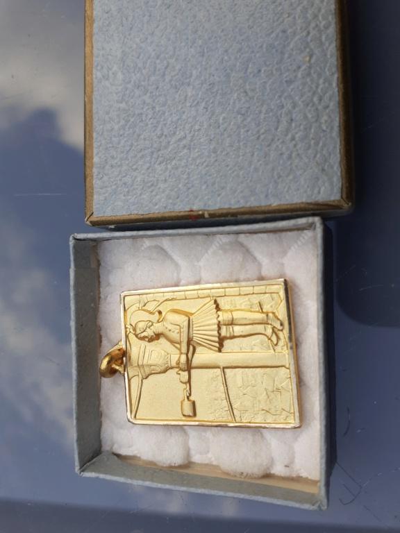 Lot de médaille Belge à identifier et estimer  20200917