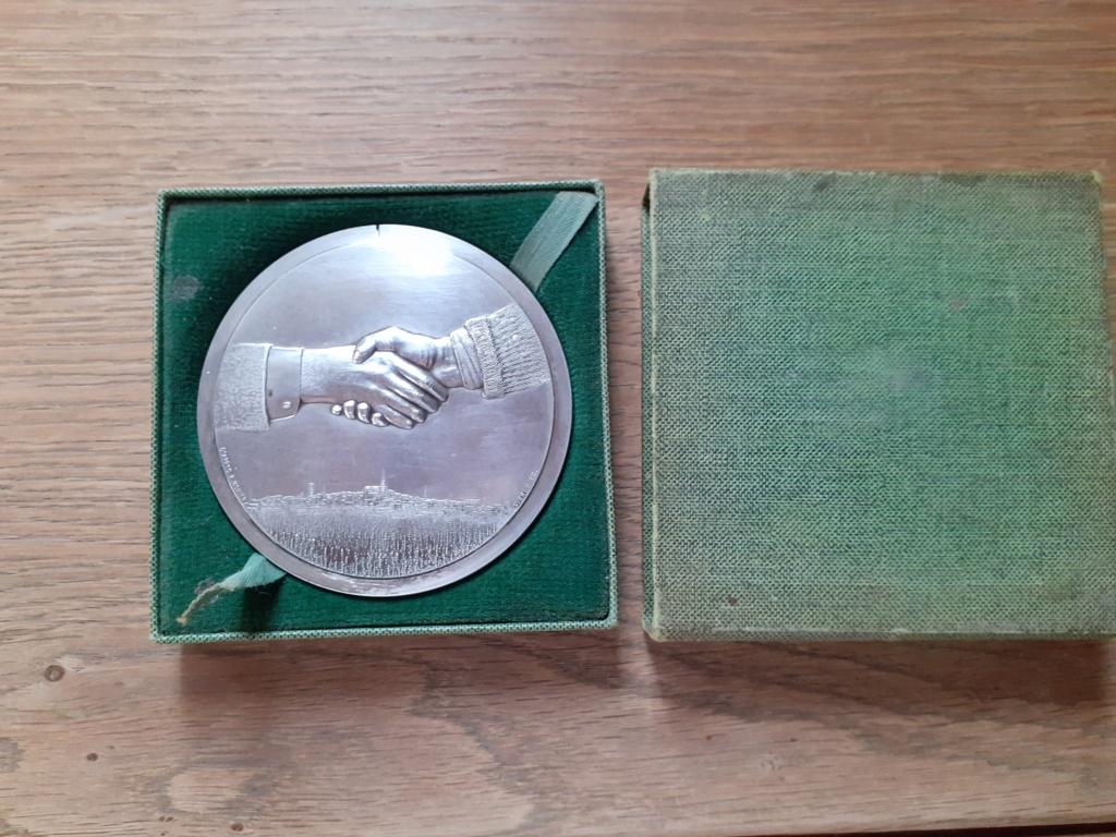 Médaille de table française civil ?? 20201112