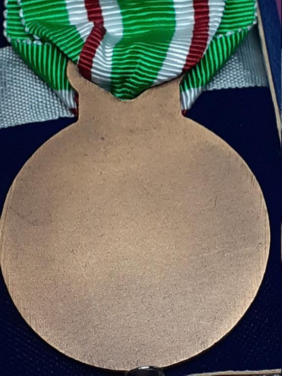 identification et estimation médaille 20201133