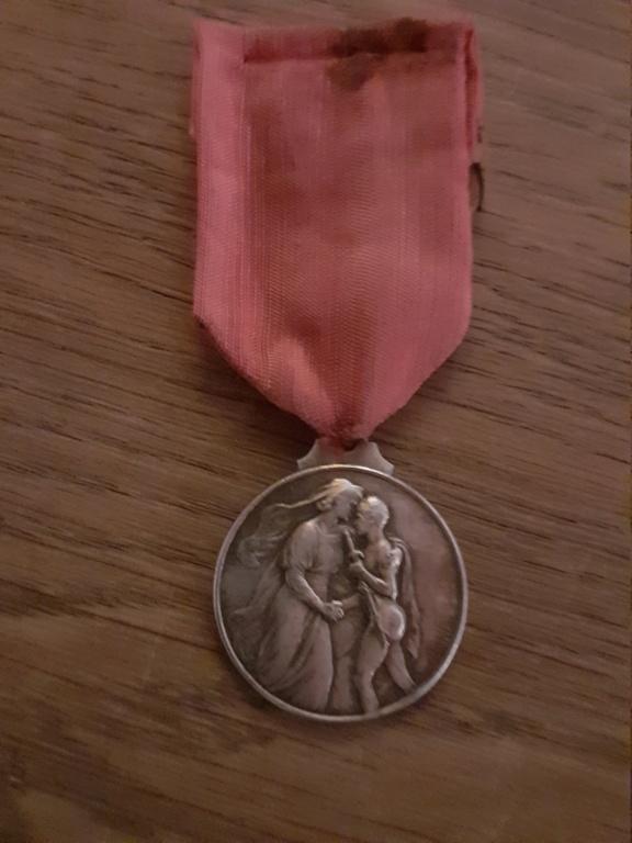 Medaille Belge 1914-1918 20201212