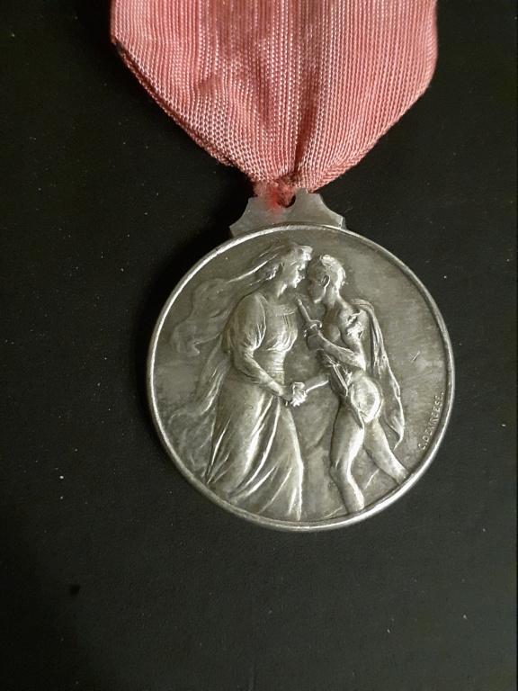 Medaille Belge 1914-1918 20201214