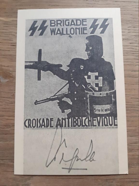 carte postal REX/ Division Wallonie 20201222